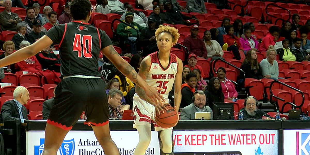 Martin has 19 pts but Arkansas State women fall to Southeast Missouri