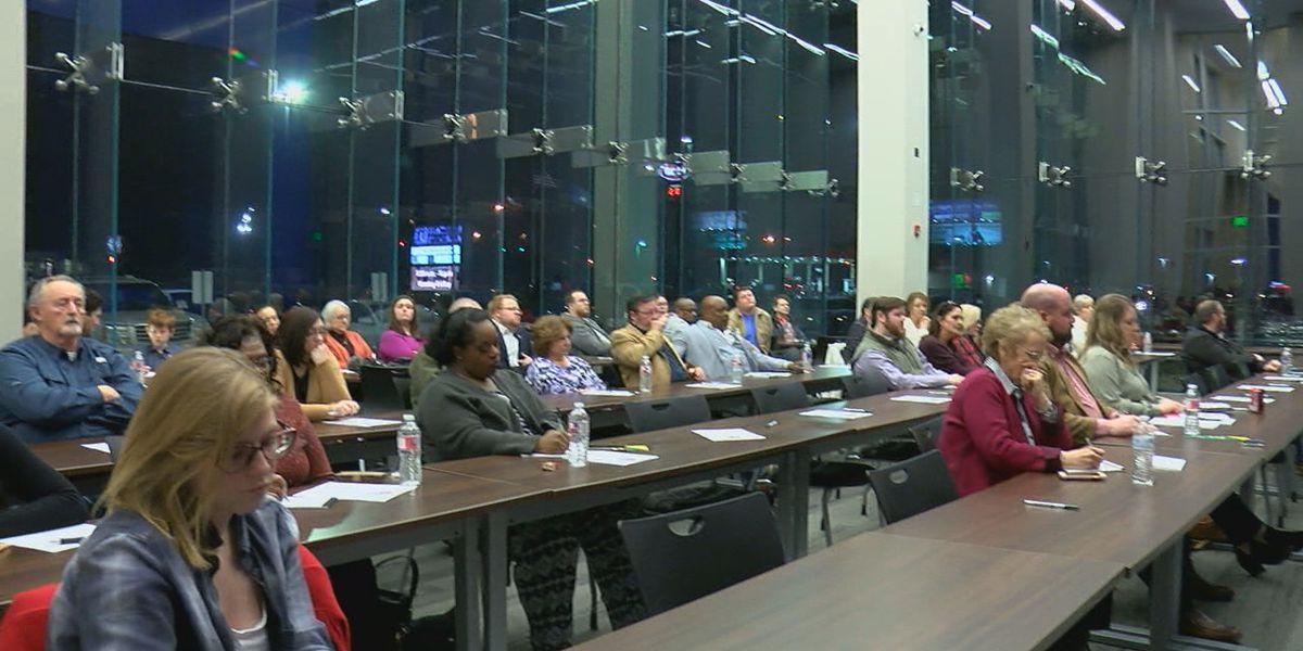 Candidates discuss criminal justice reform at public forum
