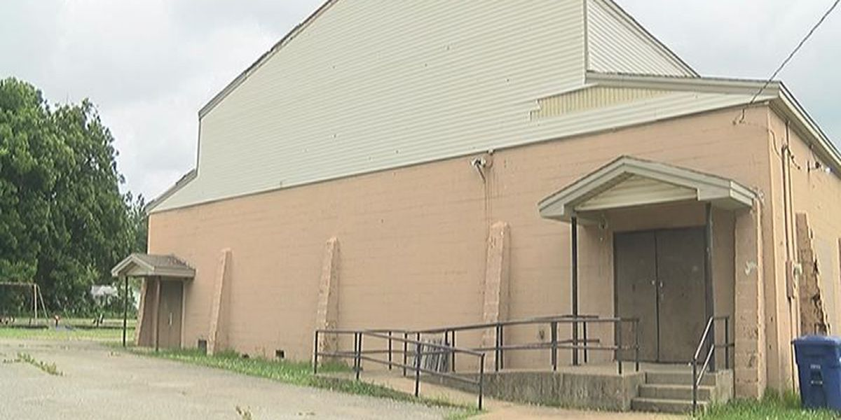 Marked Tree sets aside money to repair historic gym