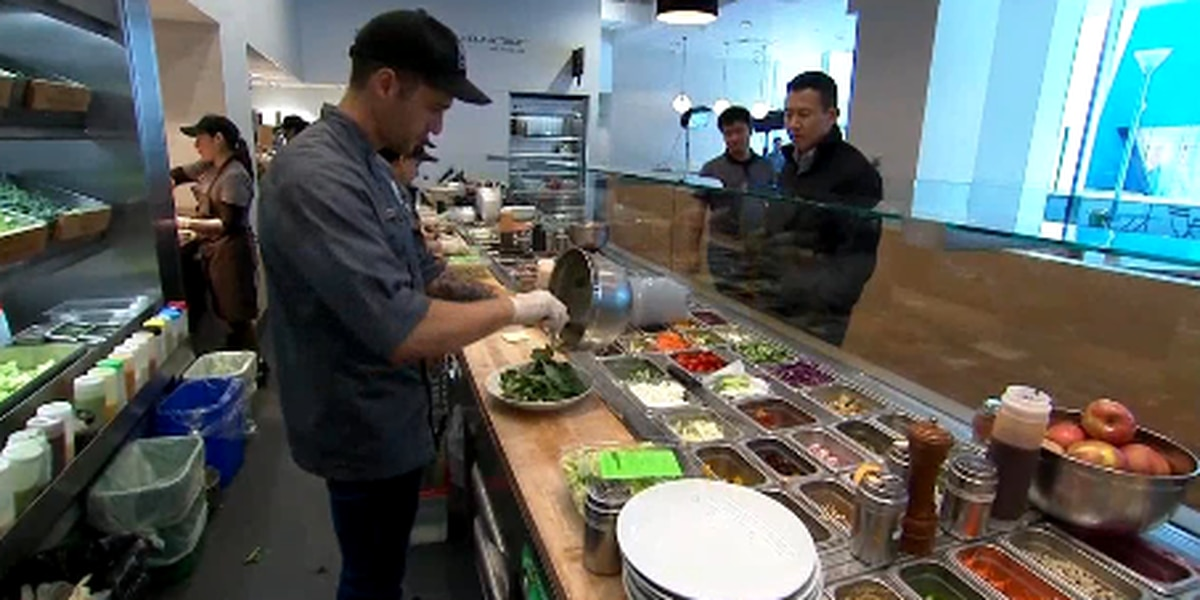 Turn & burn: tariffs easing food costs on some restaurants