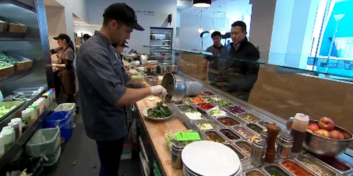 Turn & burn: tariffs easing food costs on some restaurants
