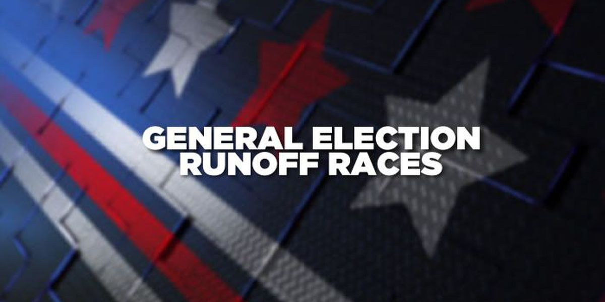 2016 General Election Runoff races