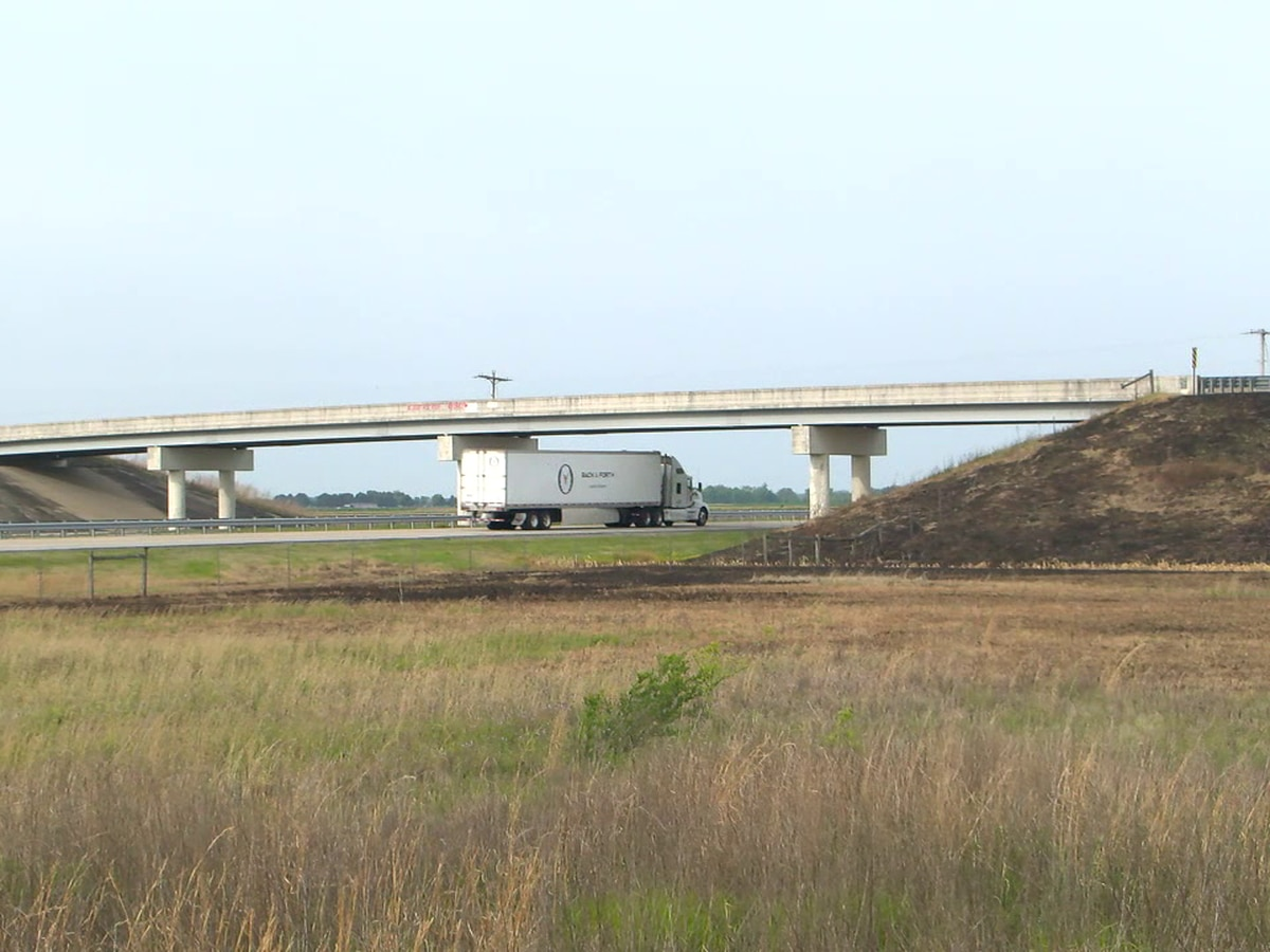 ArDOT renames overpass after Sydney Sutherland