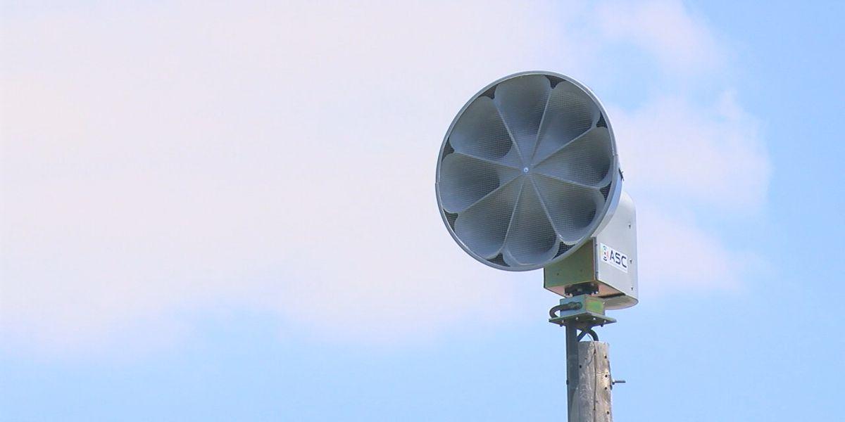 Industries seek indoor tornado siren systems