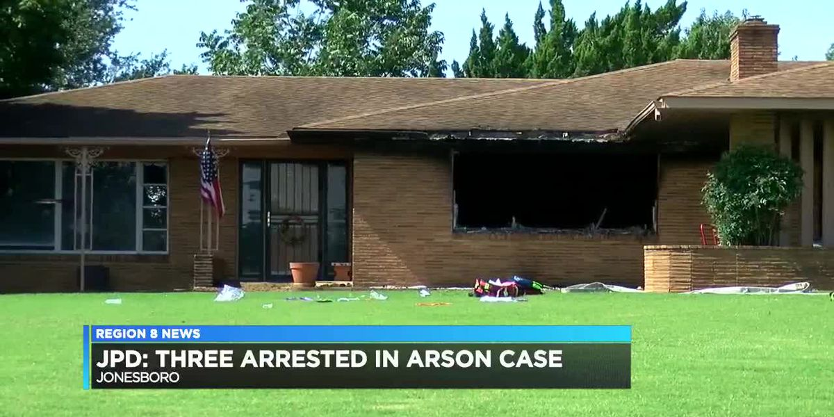 Firefighters were key in solving arson, burglary investigation