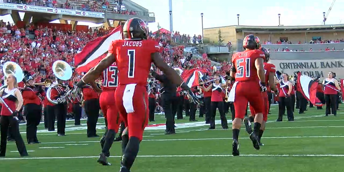 Anderson wants a big crowd for Saturday's A-State/UNLV matchup