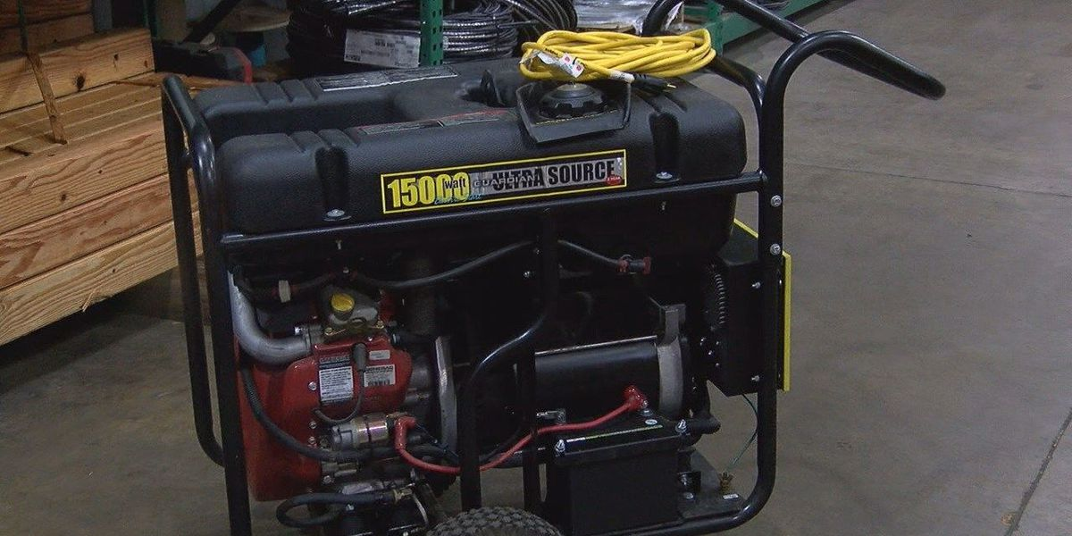 Safety is key when dealing with generators