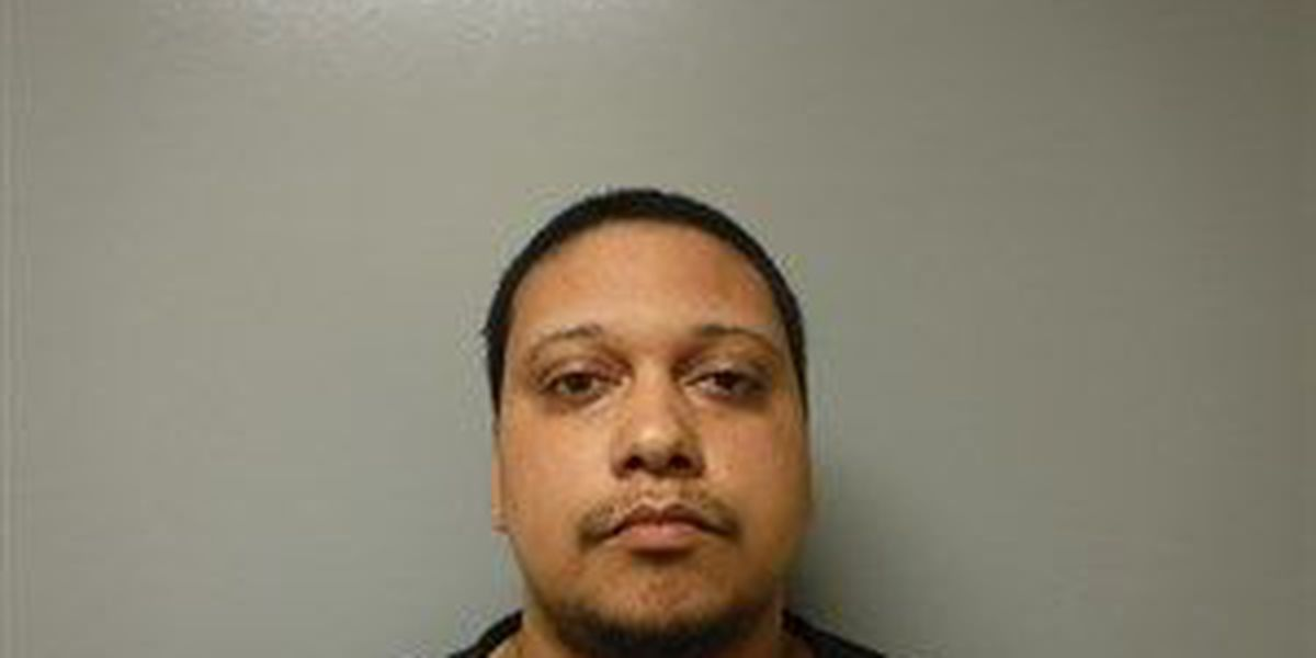 Man accused of shooting into bedroom wall after victim falls asleep