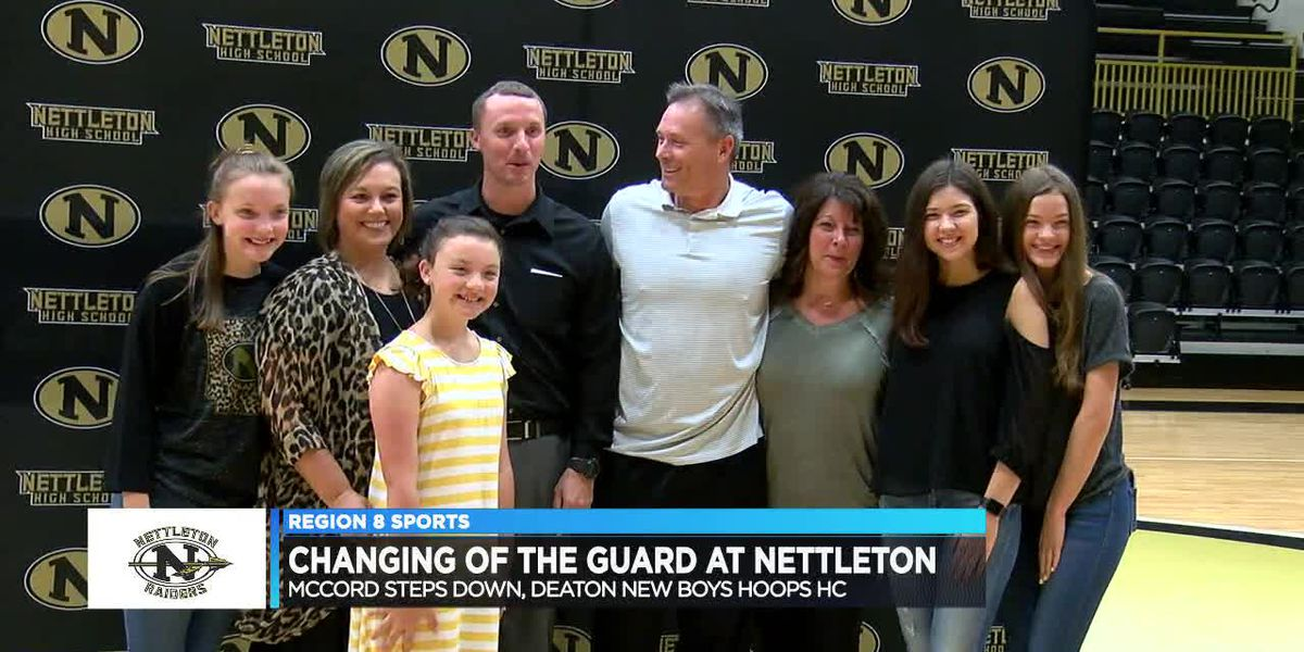 Mark McCord steps down, Aaron Deaton named new Nettleton boys basketball coach