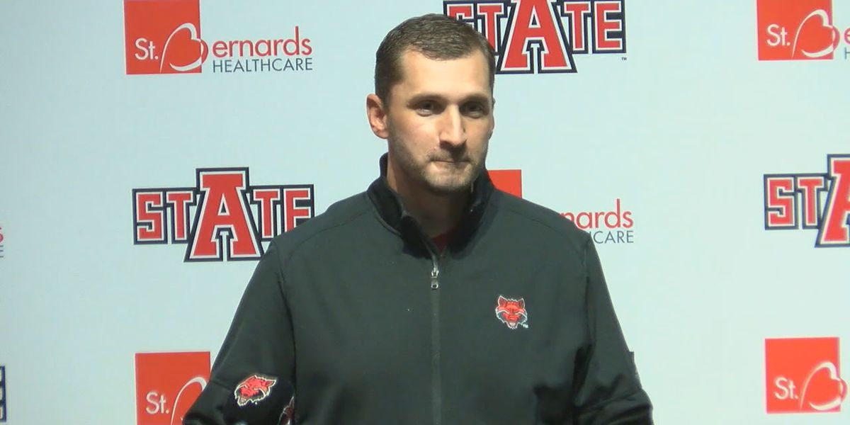 Arkansas State looking ahead to matchup with UCA