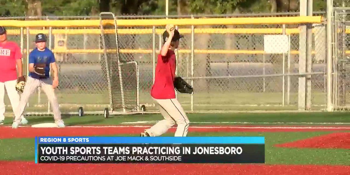 Sports complexes now open in Jonesboro