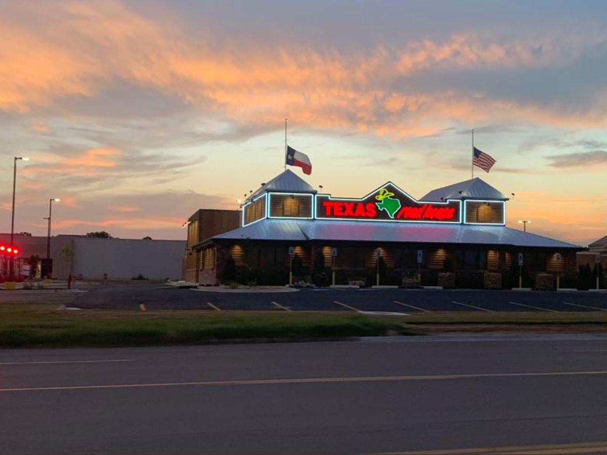 Texas Roadhouse set to open next month