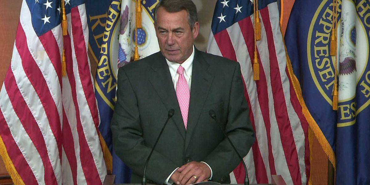 Boehner blames Trump for 'that bloody insurrection' in upcoming memoir