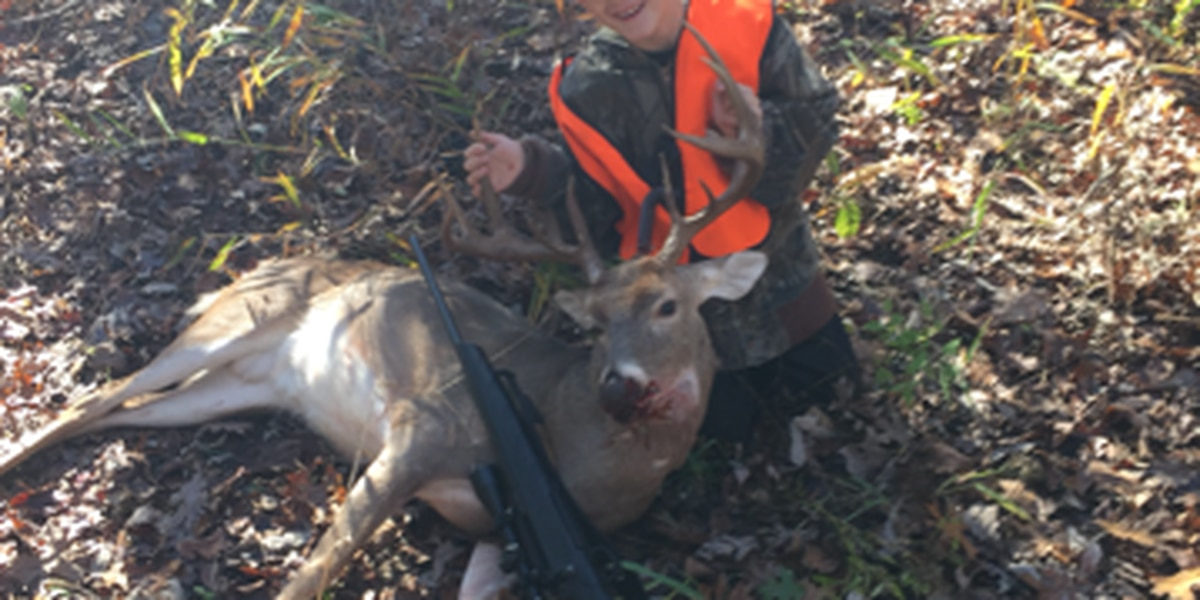 Youth Hunt Success