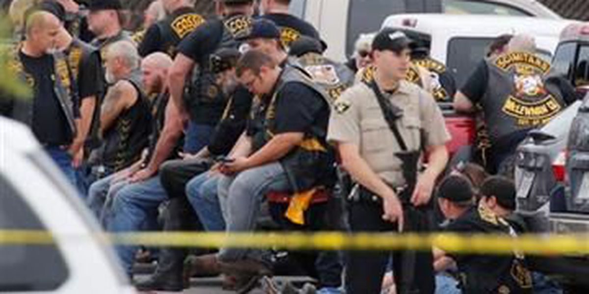 NEW OVERNIGHT: Charges filed against 170 motorcycle gang members in Texas