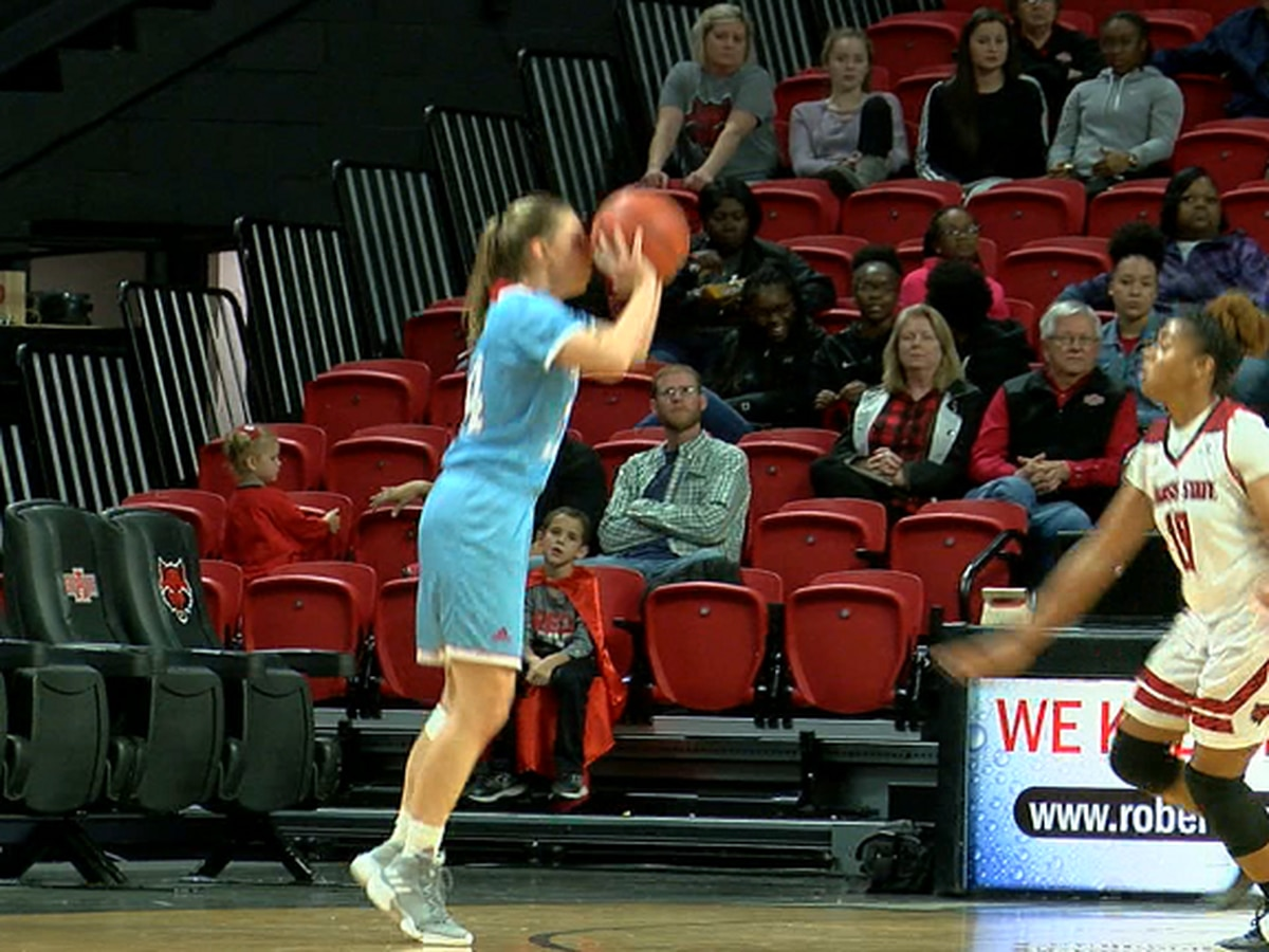 A-State women's basketball falls to Louisiana Tech 80-70
