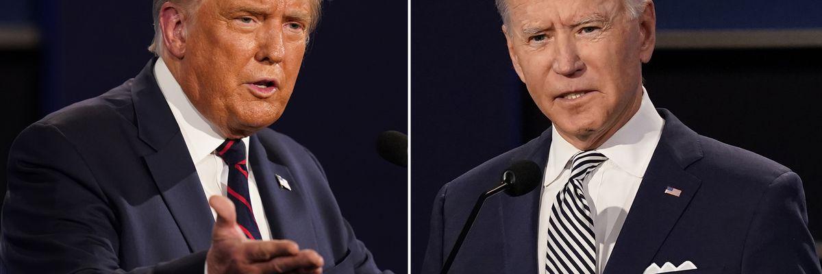 Trump fights headwinds as he and Biden battle over Florida