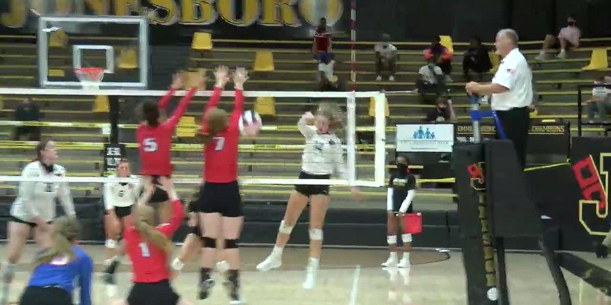 NEA HS Volleyball Scoreboard (9/17/20)