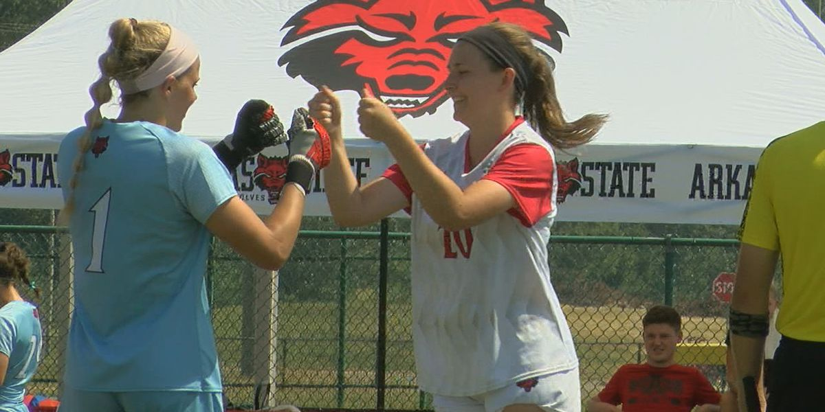 Arkansas State goalie Megan McClure named to STLToday All-Decade 1st Team