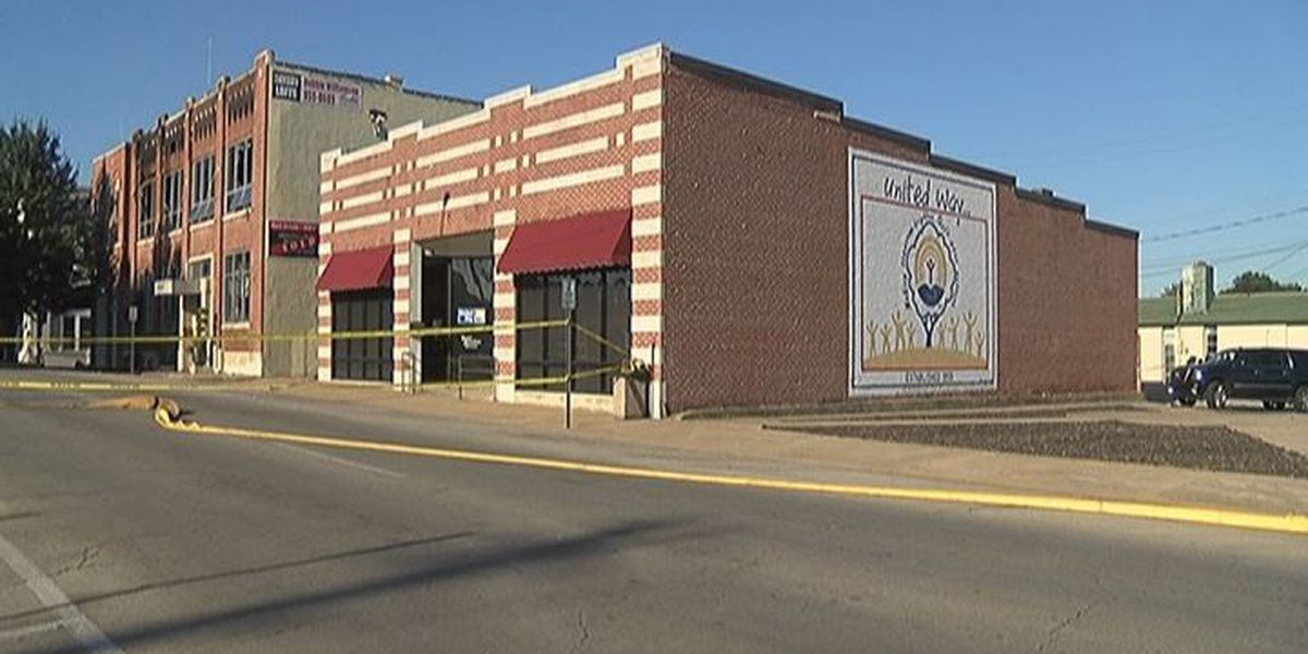 United Way temporarily moving following fire