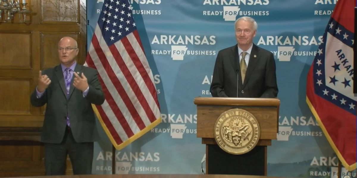 Governor believes Arkansas mask mandate will be removed