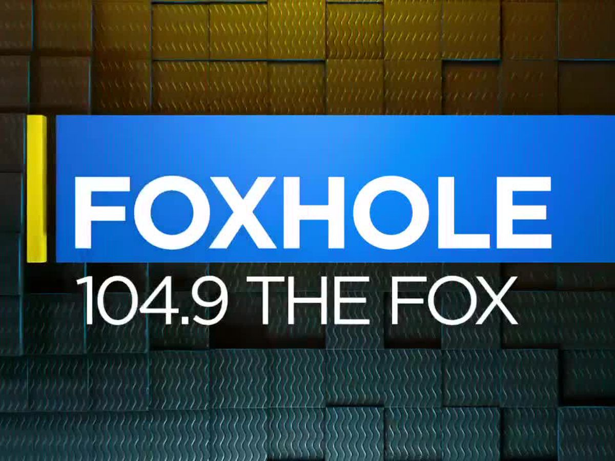 Tuesday's Foxhole with Trey and Jim