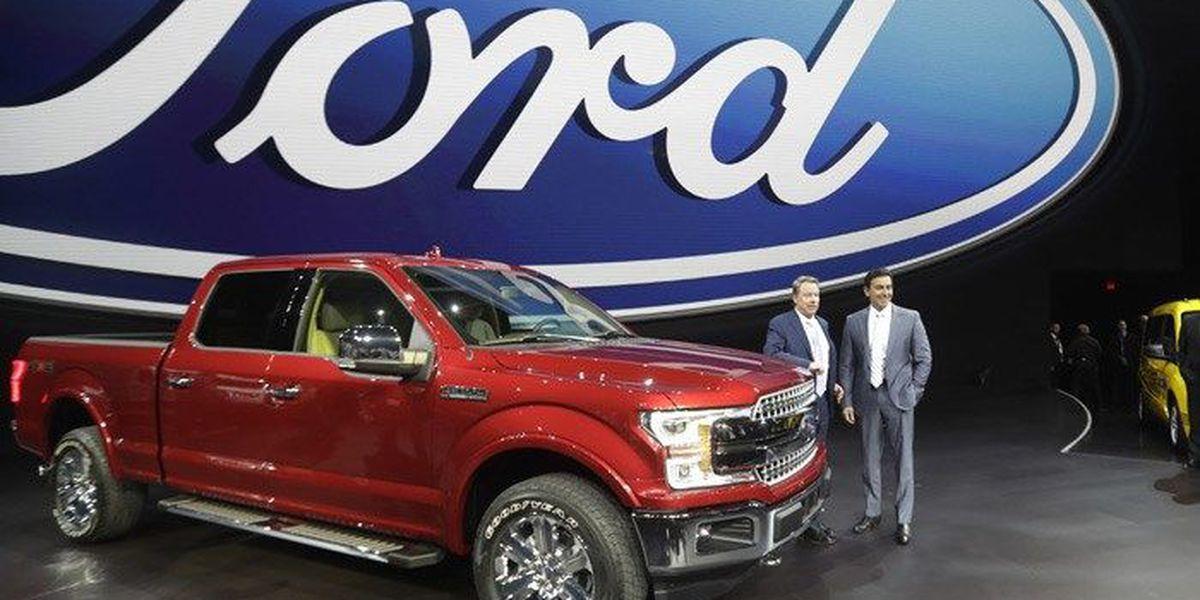 Ford recalls 2 million F-150s for seat belt fire concerns