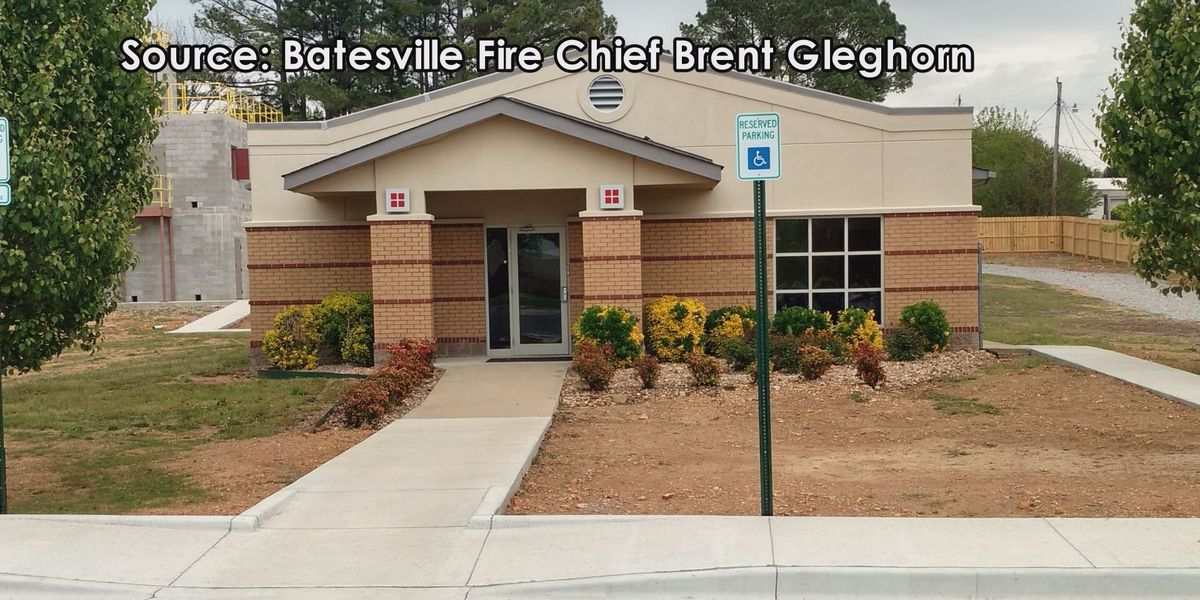 Batesville gets new fire training center