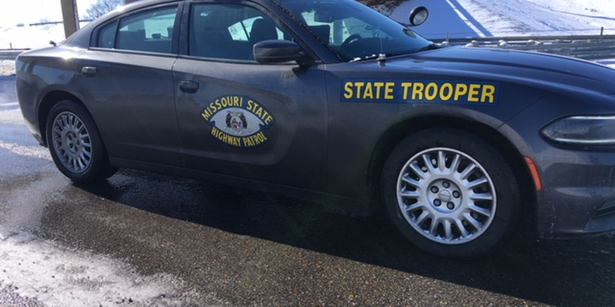 Dexter woman injured after vehicle slides off ice covered bridge