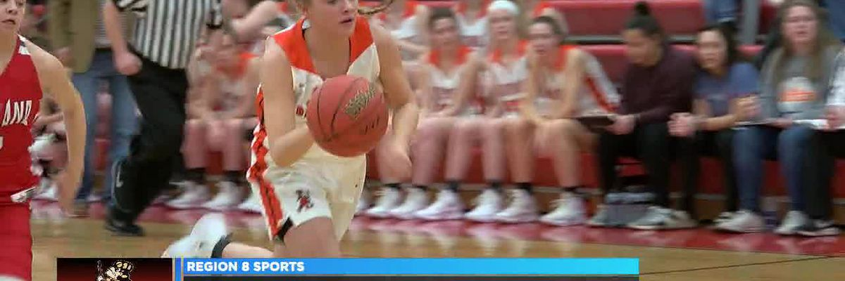 Batesville's Taylor Griffin wins All Arkansas Preps Female Athlete of the Year