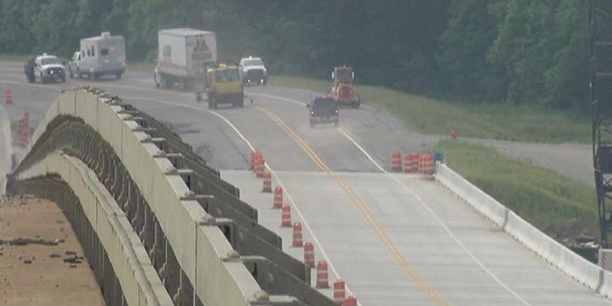 Black River Bridge at Black Rock now open