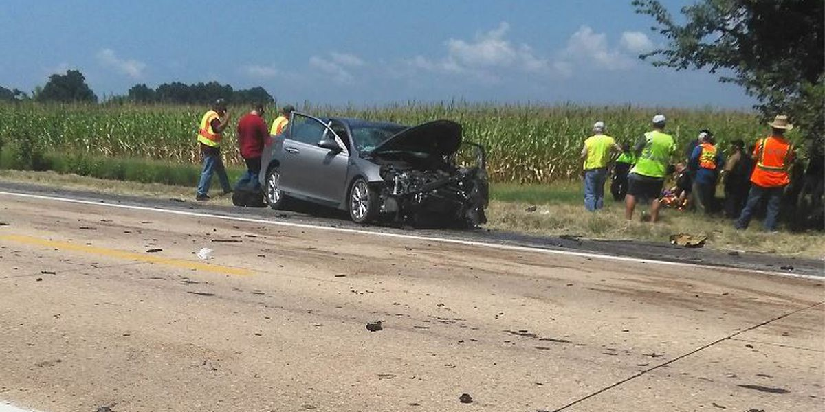 2 injured in Datto crash, more details released
