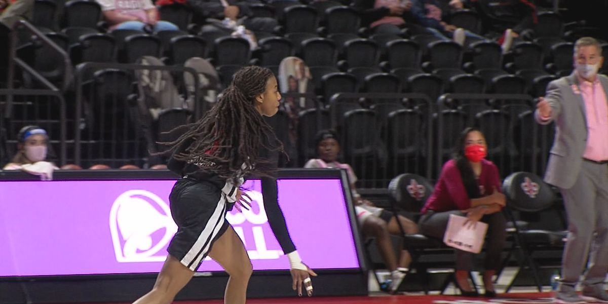 Martin scores 19 as A-State drops 2nd straight to Louisiana