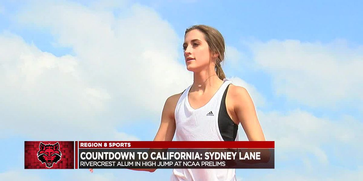 Countdown to California: A-State freshman Sydney Lane prepares for NCAA West Prelims