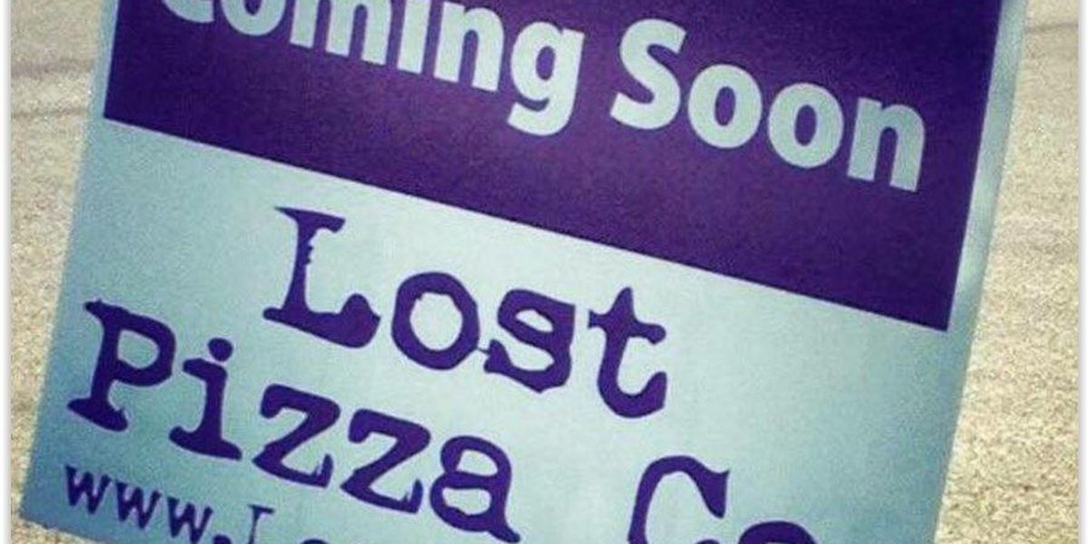 Lost Pizza Co. announces grand opening