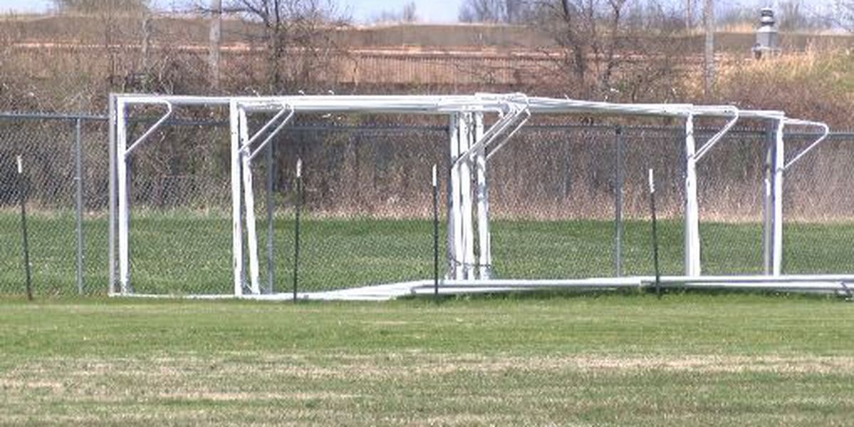 Work starting on Blytheville soccer field