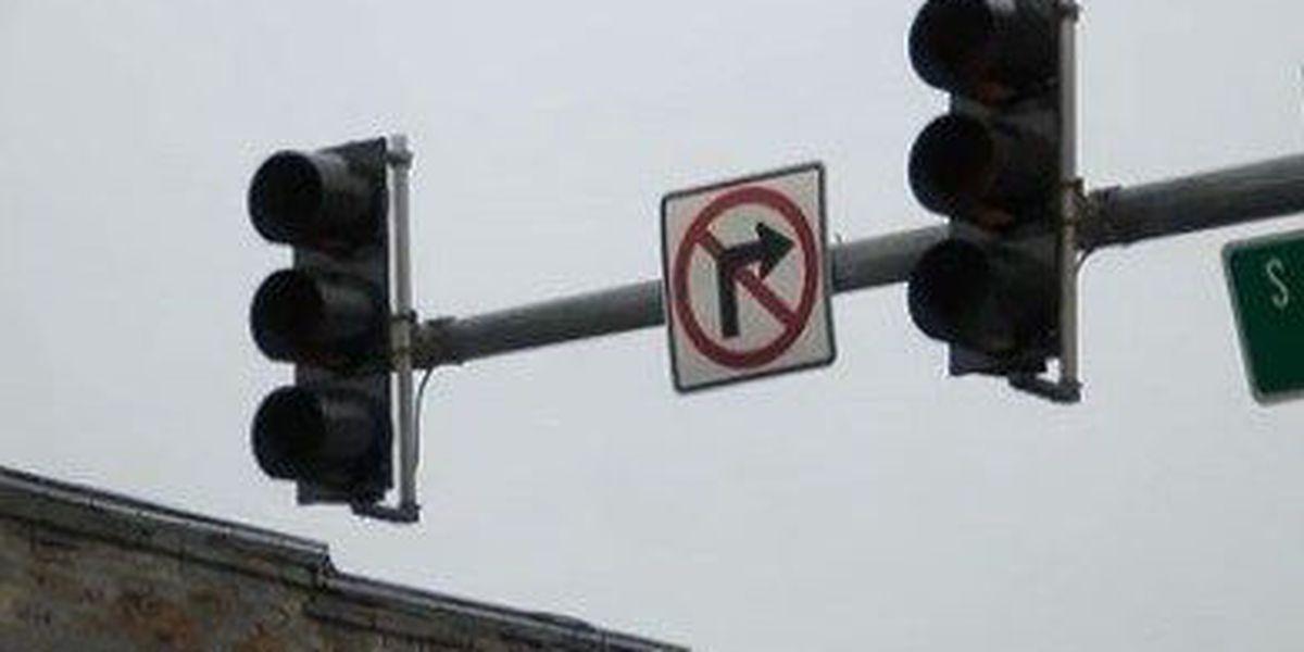 Power restored to Downtown Jonesboro traffic lights