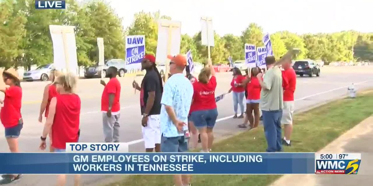 Local UAW VP: National strike against GM fires up after contracts fall short