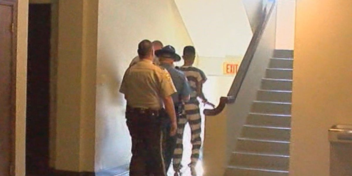 Weatherford suspect appears in circuit court