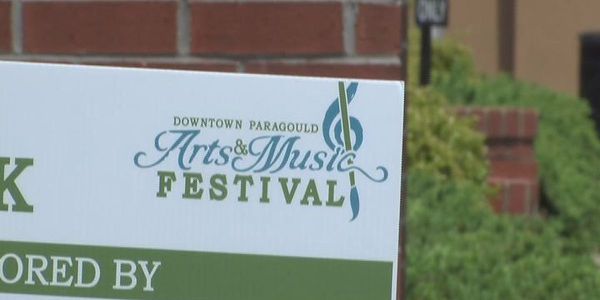 Downtown Paragould Arts and Music Festival canceled