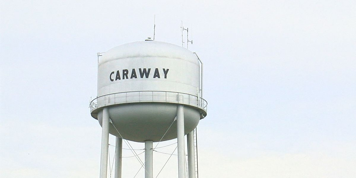 Caraway receives large grant for water tower improvements