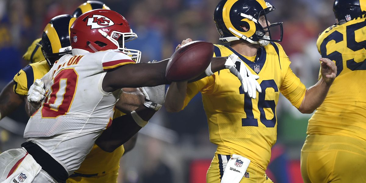 Rams outlast Chiefs 54-51 in high-octane offensive showcase