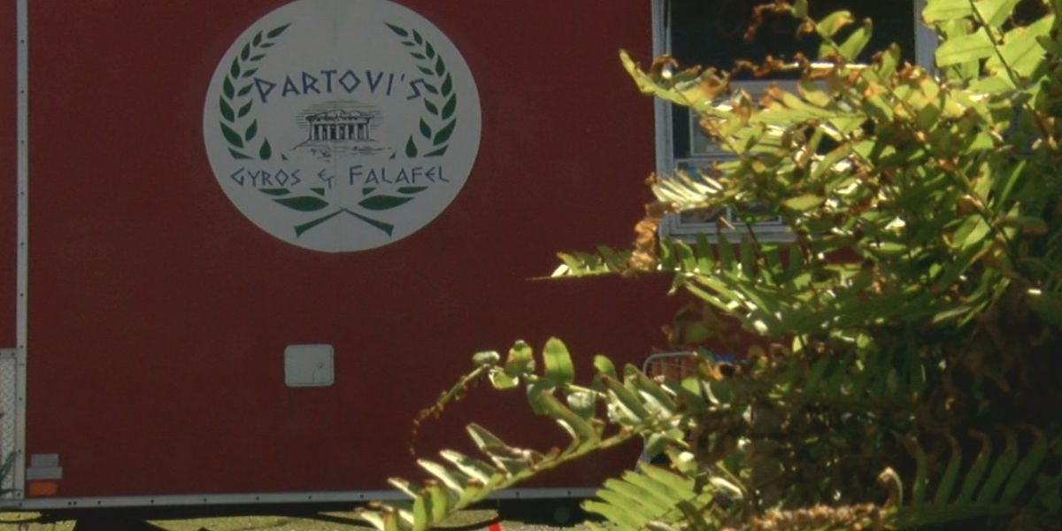 Local food truck business installing security cameras following theft