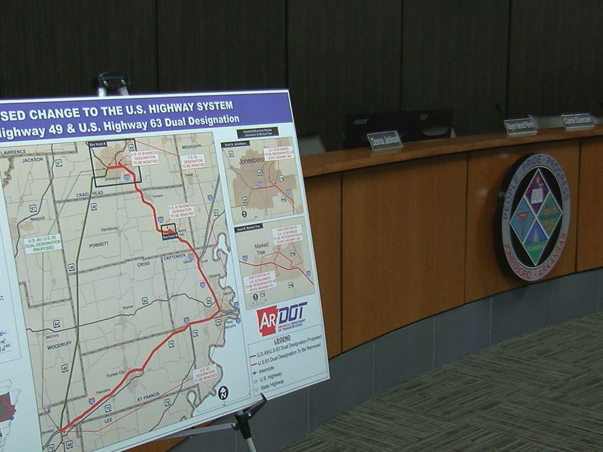 ARDOT hears concerns in Jonesboro