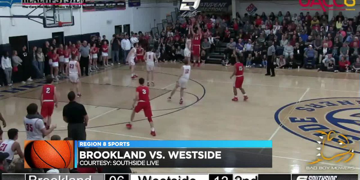 Westside boys beat Brookland for 4A3