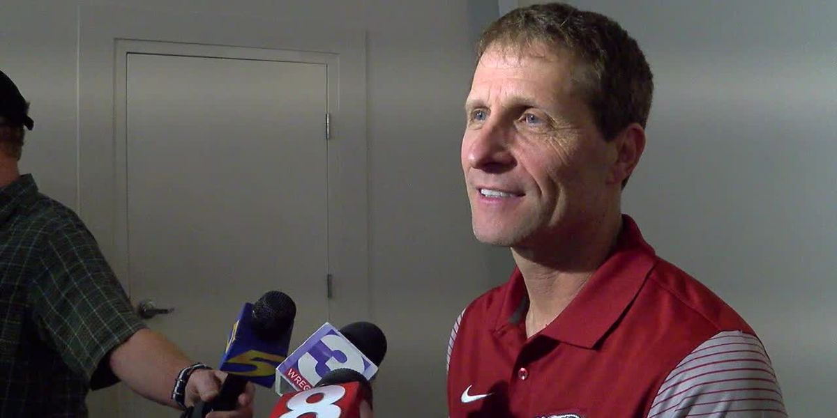 Region 8 Sports Extra: Eric Musselman meets media before Memphis/East AR Razorback Club banquet