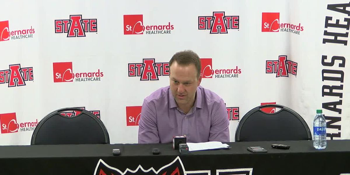 Red Wolves Raw: Mike Balado post Little Rock loss