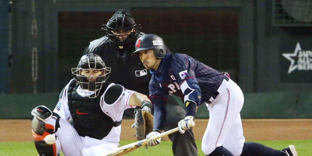 Japan rallies to beat MLB All-Stars 5-3 to lead series 3-1