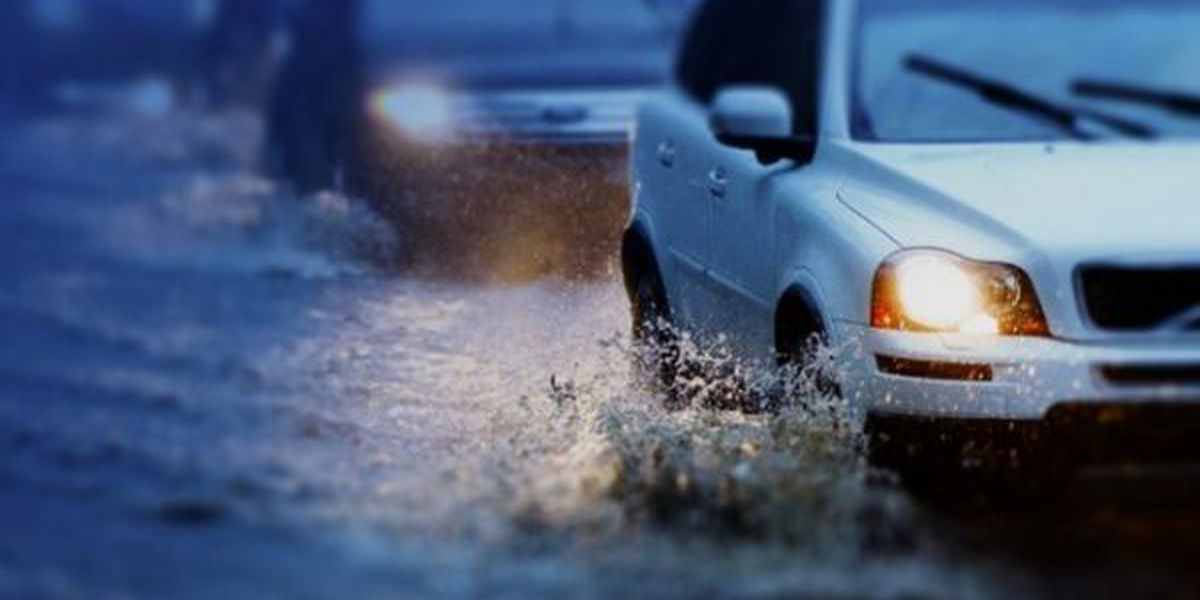 County judge: be aware of flood waters