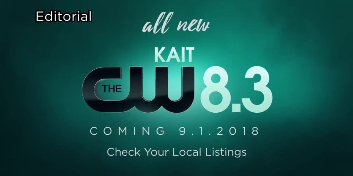 A Better Region 8 - KAIT launches CW Network on channel 8.3